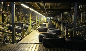 Экскурсия на завод Nokian Tyres в России