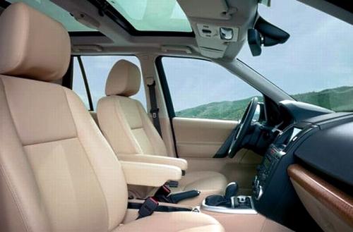 Land Rover Freelander 2 – новый стандарт среди компактных внедорожников.