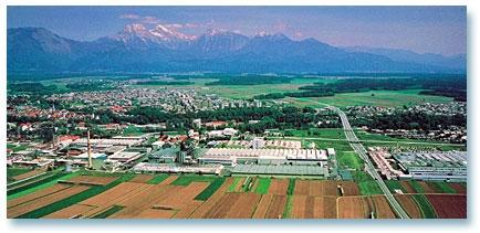 завод Sava