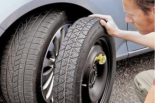 Докатка альтернатива запасному колесу?