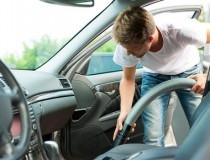 Основные правила ухода за салоном автомобиля