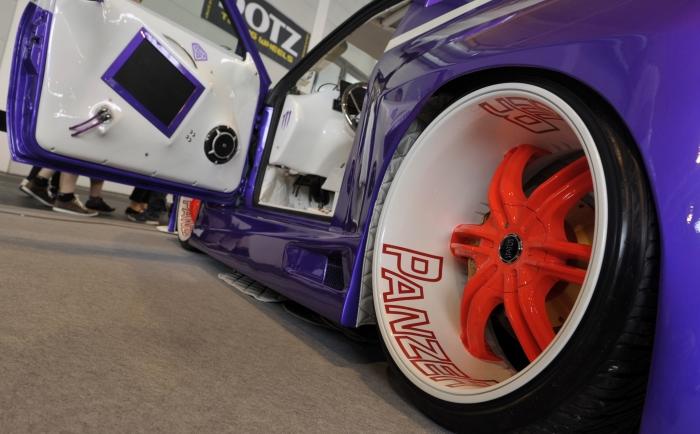 Легкосплавный диск колесный: легкий, прочный и надежный