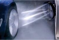 Влияние моек высокого давления на износостойкость автомобильных шин.