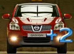 Обновление модельного ряда кроссоверов Nissan.