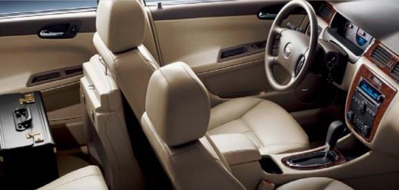 Апрель 2012 - Chevrolet Impala.