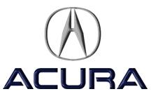 размеры дисков ACURA