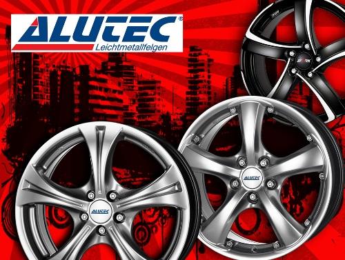 Колесные диски Alutec