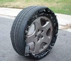 Лопнувшая шина или как избежать аварии.