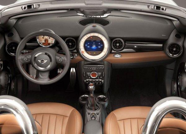 Новый Mini Roadster