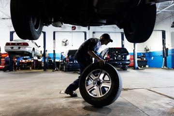 Заставлять менять шины будут в зависимости от региона