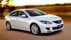 Обзор автомобиля Mazda 6