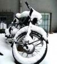 Подготовка мотоцикла к зиме.