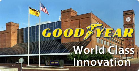 История компании Goodyear