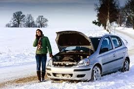 Что нужно возить в авто зимой?